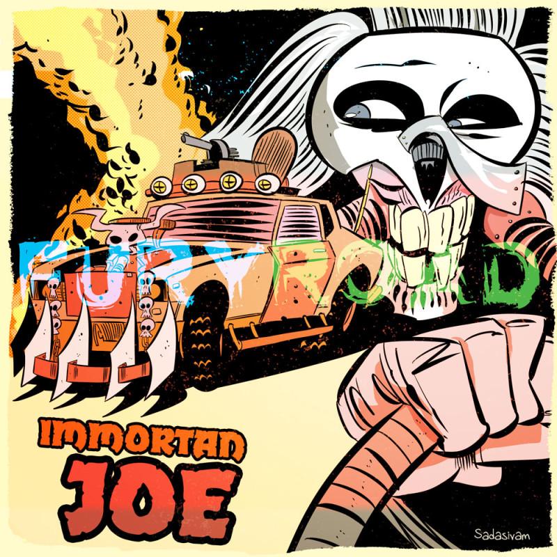 Immortan Joe: Fury Road