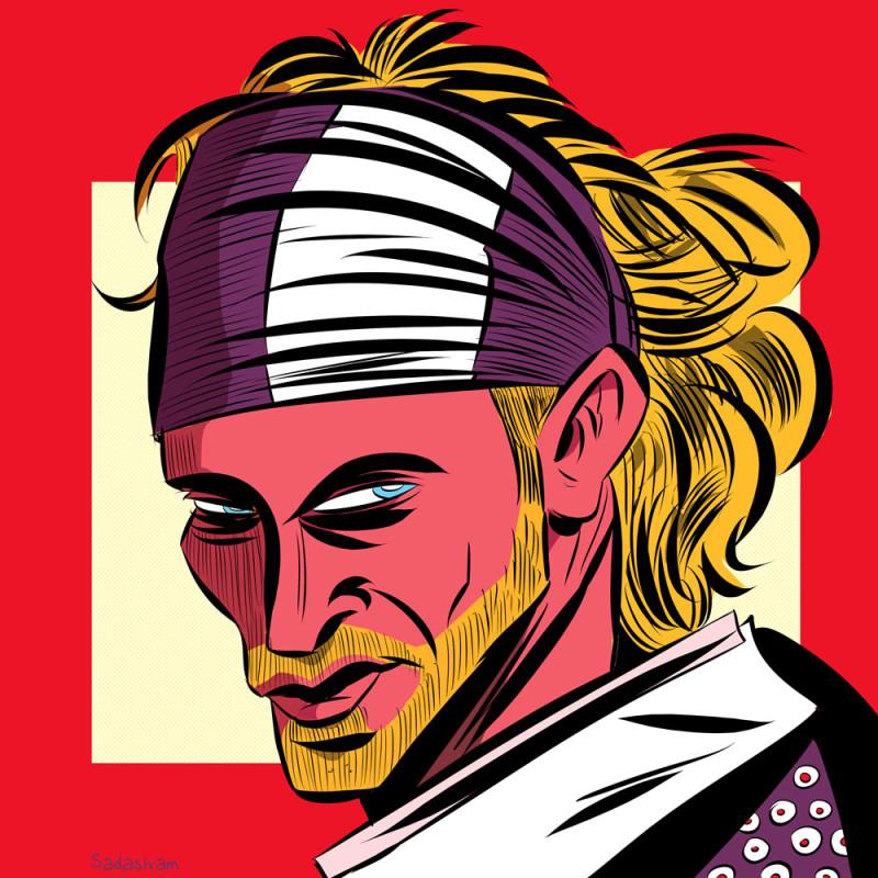 Blonde Pirate