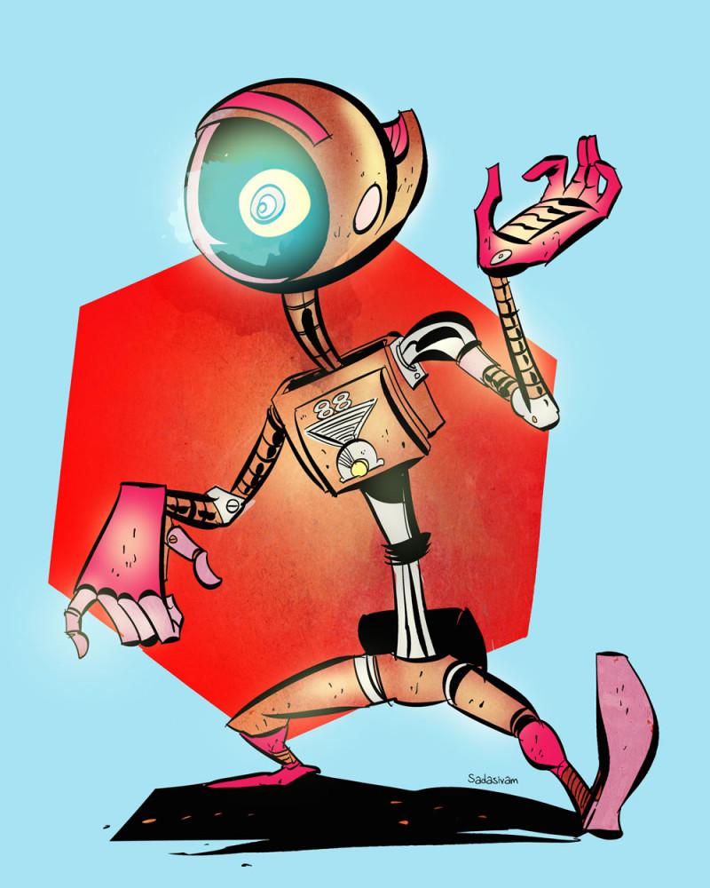 Robot 88