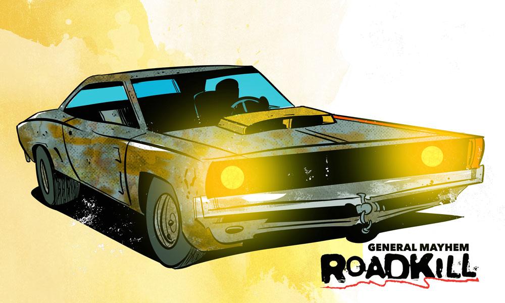 Roadkill's General Mayhem – Krishna Draws: Custom ...