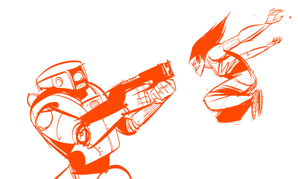 man_vs_robot_pencils