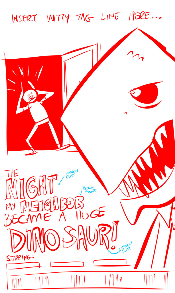 dinosaur_movie_poster_layout