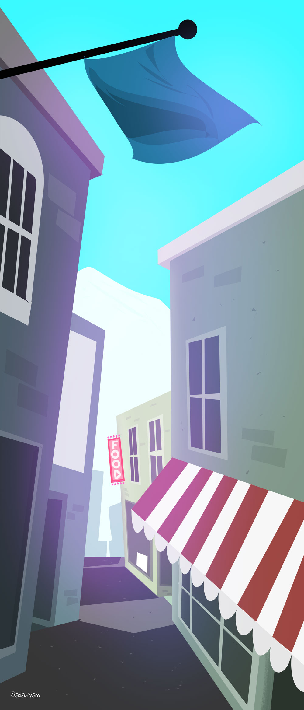 city_alley
