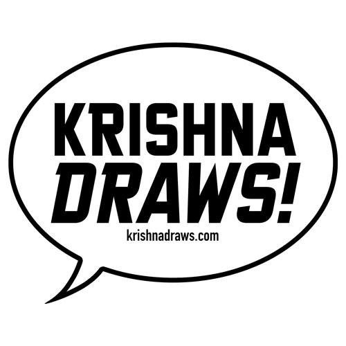 Krishna Draws: Custom Illustrations and Comics for Companies